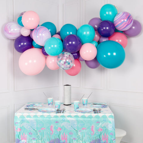 Mermaid Balloon Cloud Kit