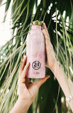 Pink Marble Clima Insulated Bottle