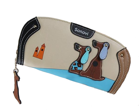 Tail-Wagger Wristlet