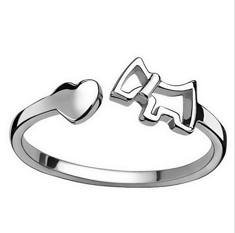 Dog Lovers Ring Offer