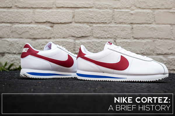 History of the Nike Cortez
