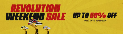 Revolution Weekend Sale