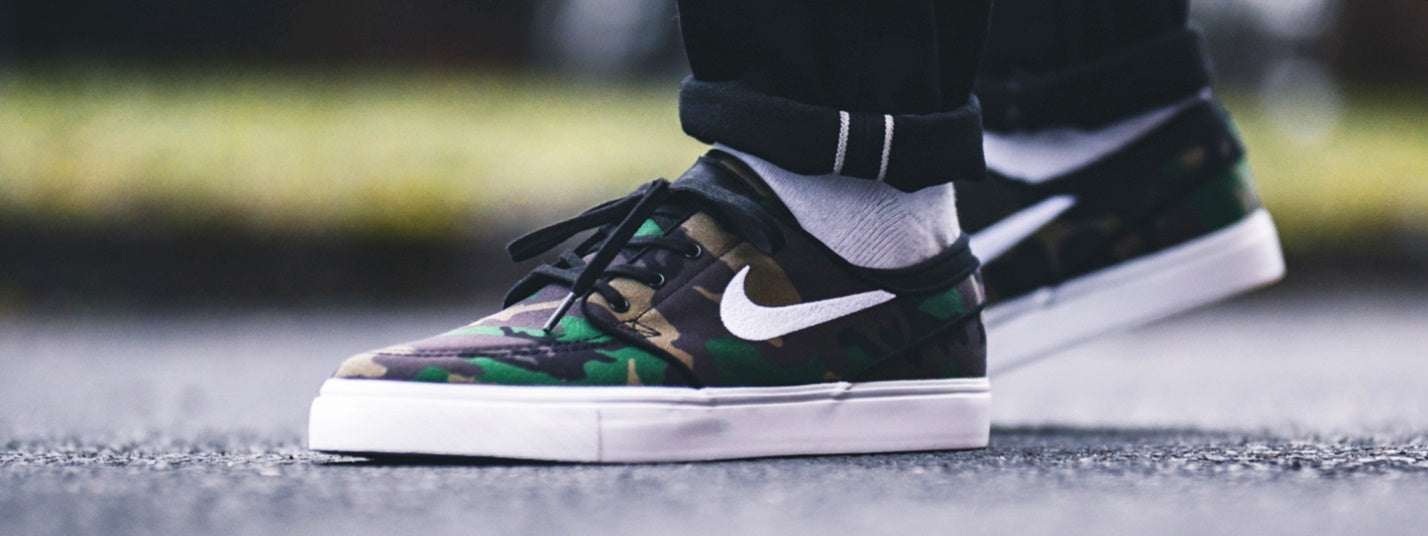 4f60175bc7 The original Stefan Janoski is arguably one of the most recognizable  silhouettes of Nike's SB line. Considered by many as a reliable skate shoe,  ...