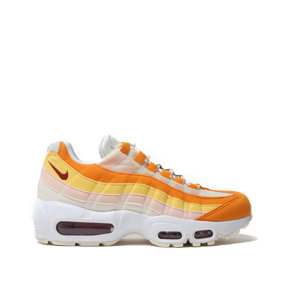 Women's Orange Air Max 95 Sneakers