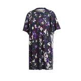 ADIDAS WOMEN'S ALLOVER PRINT DRESS