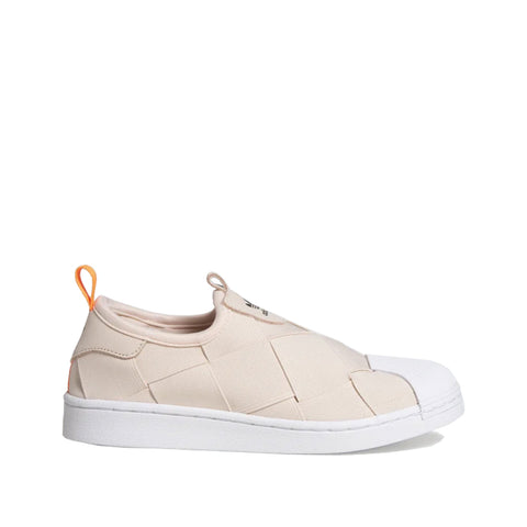 ADIDAS WOMEN'S SUPERSTAR SLIP-ON
