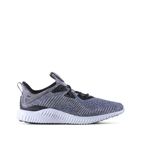 adidas Alphabounce Engineered Mesh Sea Black Shoes ...
