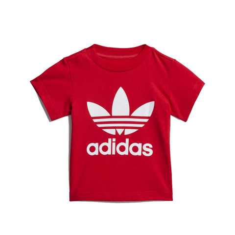 ADIDAS INFANT 3-STRIPES TEE