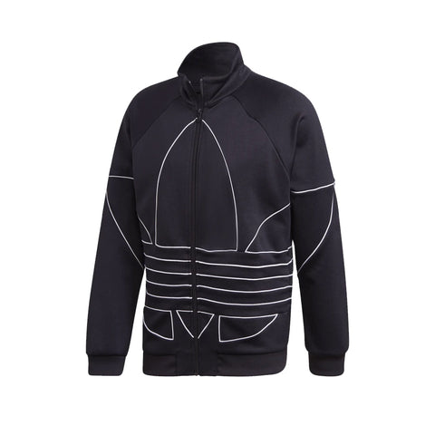 ADIDAS MEN'S BIG TREFOIL OUTLINE TRACK TOP