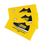 KICKS Shoe Cleaning Wipes-12 Sheets