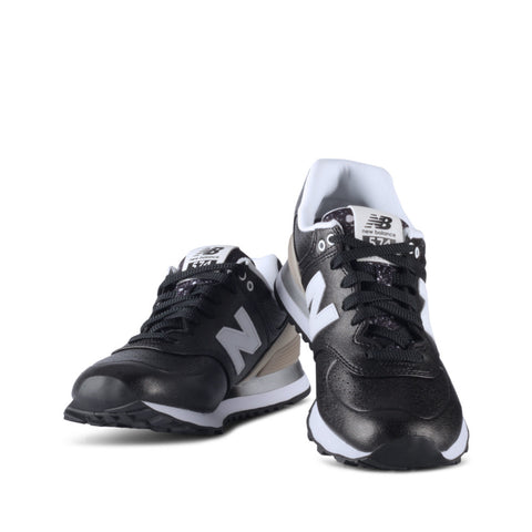 New Balance LFS 574 Radiant Women's Black Shoes