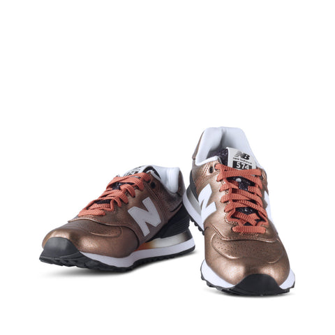New Balance LFS 574 Radiant Women's Copper Shoes