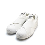 ADIDAS WOMEN'S SUPERSTAR SLIP ON