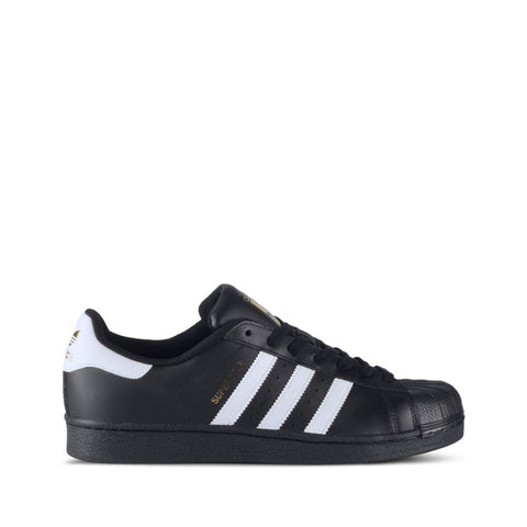 adidas White on Black