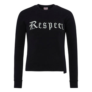 Respect Long Sleeve Top