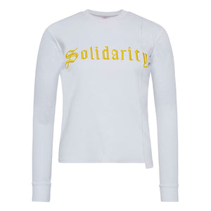 Solidarity Long sleeve Top