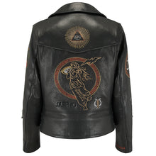 Heroes Leather Jacket