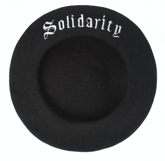 Black Solidarity Beret
