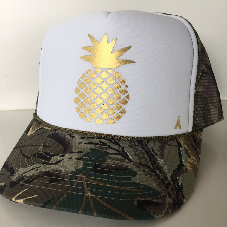 Golden Pineapple Camo