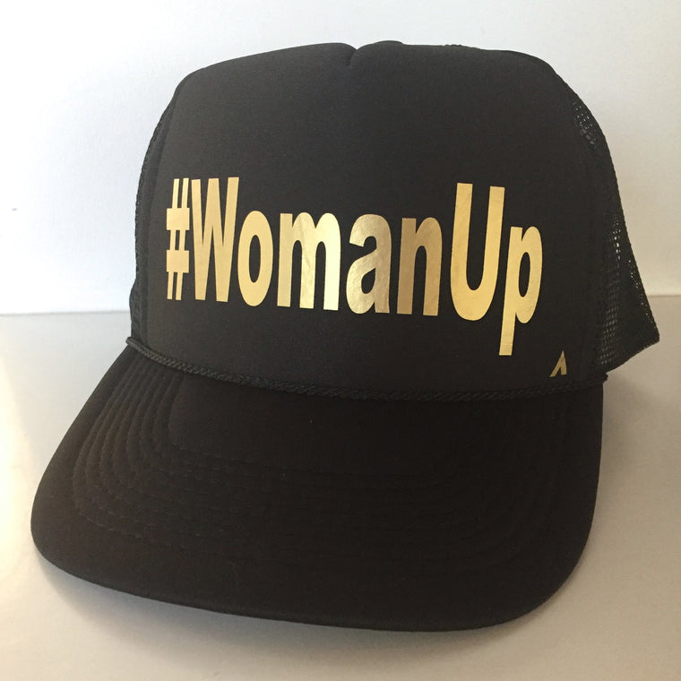#WomanUp