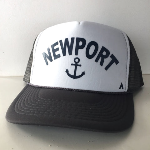 Newport Anchor PTA Fundraiser Charcoal/White
