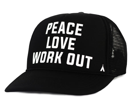 Peace Love Work Out