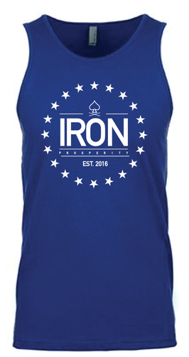 Freedom Tank - Royal Blue