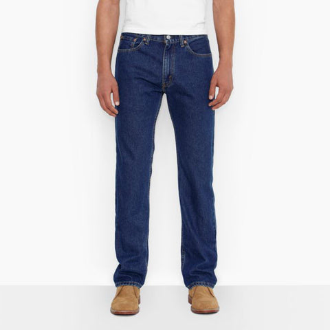 Levi's 505 Regular Fit Jeans Dark Stone 5054886