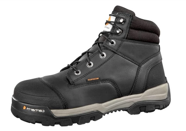 Carhartt Men's Waterproof 6-inch Work Boot Composite Toe CME6351