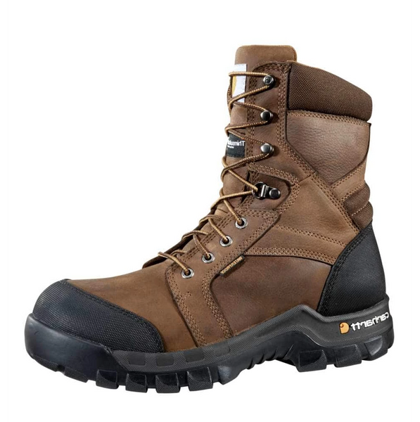 Carhartt Men's Rugged Flex Waterproof Insulated Work Boot CMF8369