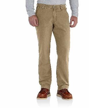 Carhartt Rugged Flex Rigby Dungaree 102291 253 (Dark Khaki)