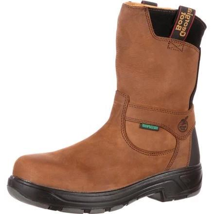 GEORGIA FLXPOINT WATERPROOF COMPOSITE TOE WORK BOOTS MENS G5644 (FREE SHIPPING)