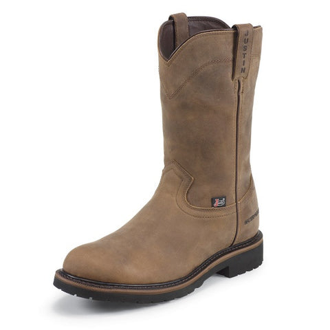 JUSTIN MEN'S WYOMING WORKER II™ WORK BOOTS WK4961