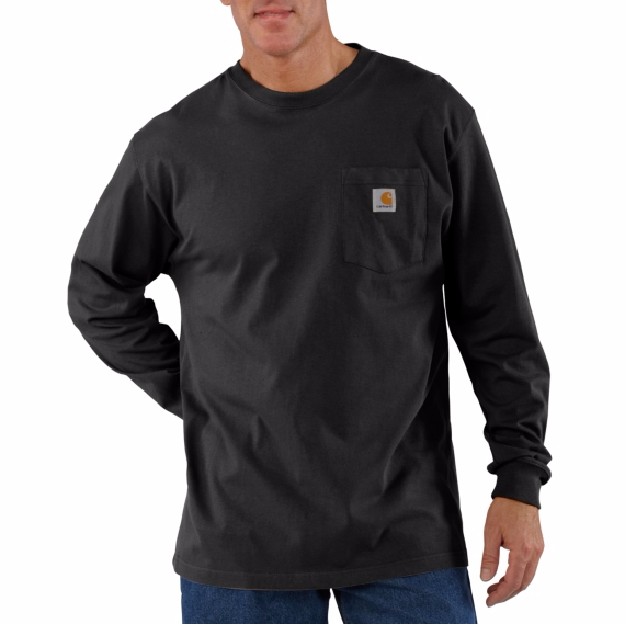 Carhartt K126 Long Sleeve T-Shirt