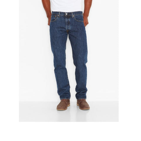 Levi's Original Fit Jeans Dark Stone Wash 5010194