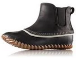 Sorel Out N About Chelsea Women's Duck Boot Black