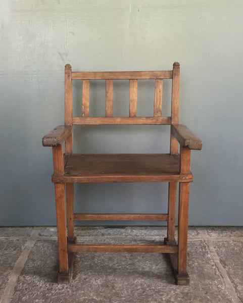 Primitive Friars' Chair