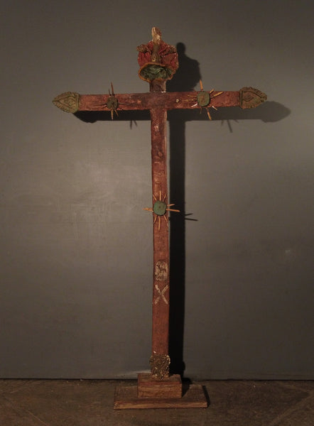 18th c. Cross from Mexico