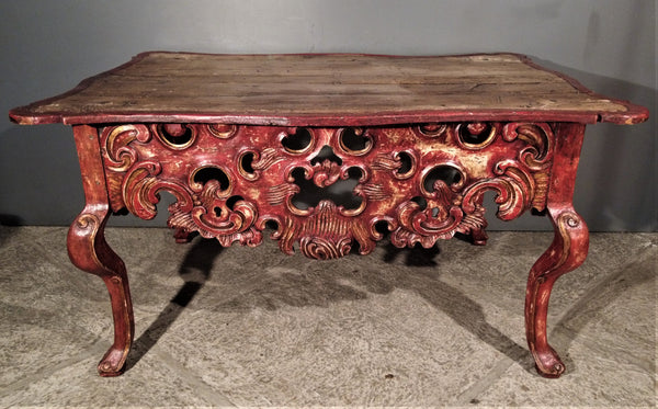 18th Century Peruvian Desk
