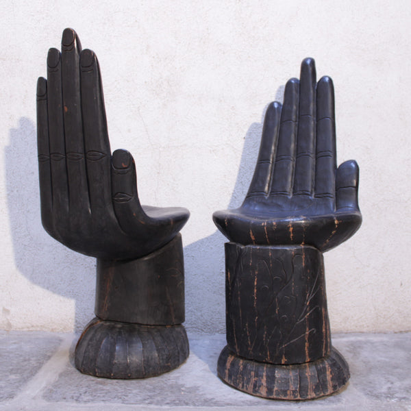 Hand Chairs from the Northern Philippines