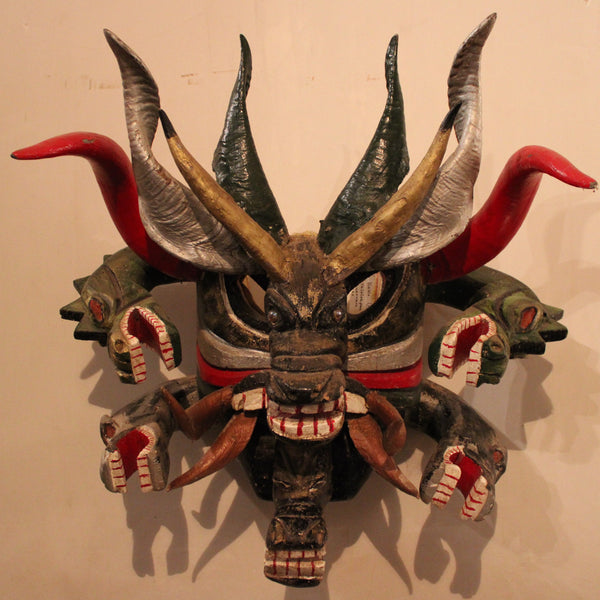 Mask from Mexico
