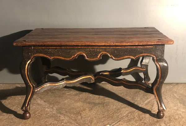 18th c. Spanish Colonial Tea Table