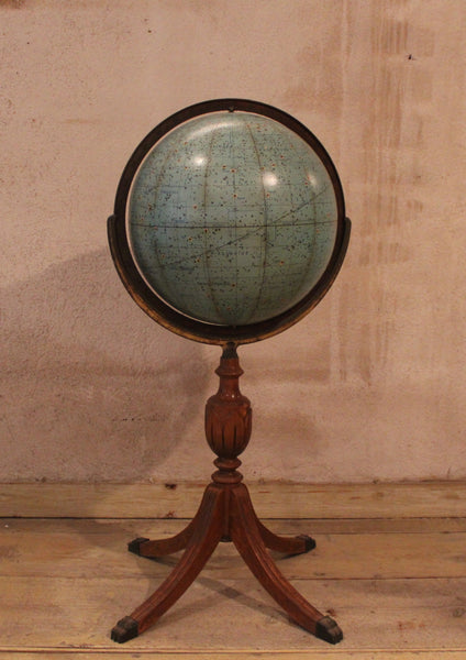 Celestial 16 inch Globe with Wooden Stand