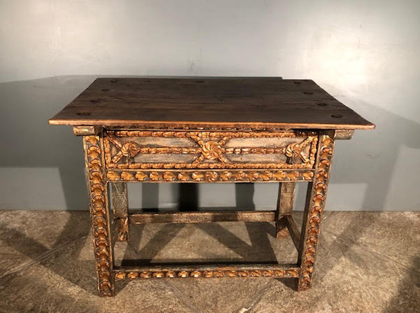 Late 17th Century Andean Altar Table