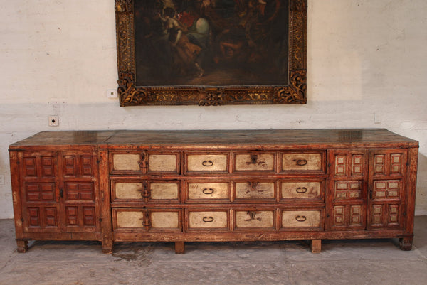 17th c. Mexican Sideboard