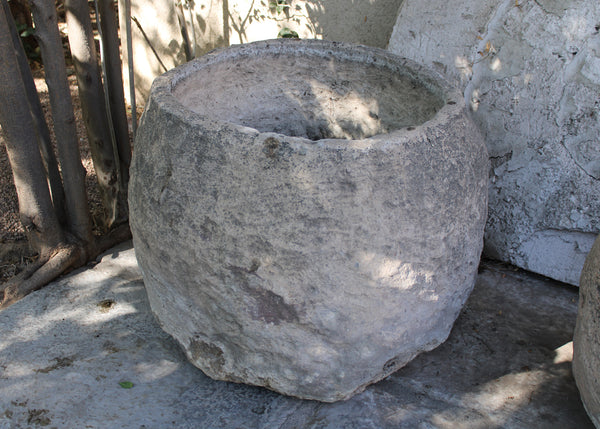 Antique Stone Container