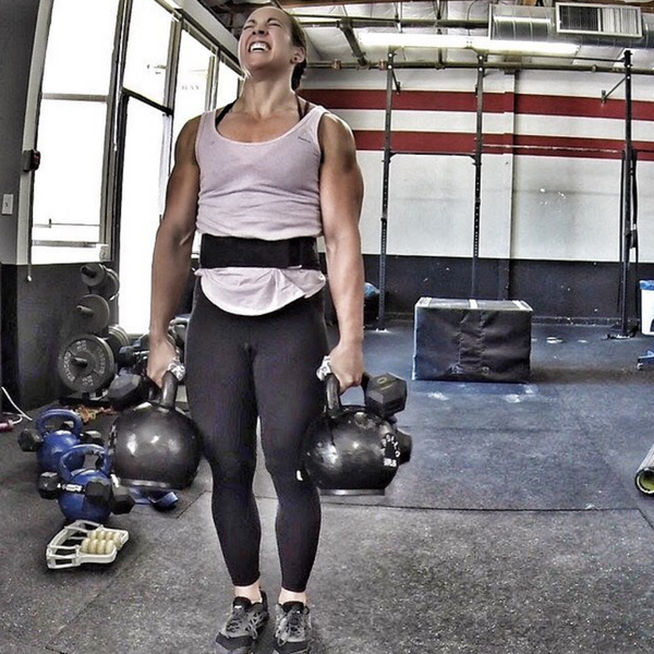 Alessandra Pichelli - Killin it as Crossfit Athlete
