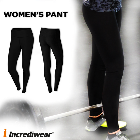 Incrediwear Women's Pant