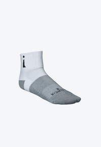 Incrediwear Active Socks - White - Quarter