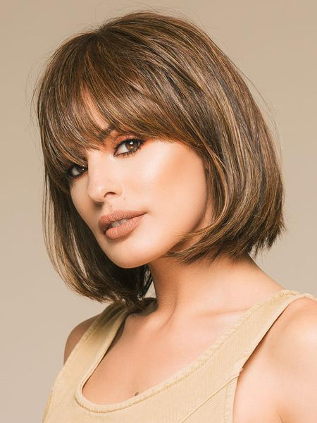 Bob Wig with Bangs by Raquel Welch Wigs